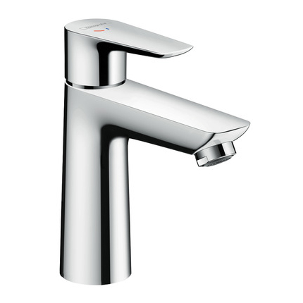 hansgrohe talis e 110 coolstart single lever basin mixer with pop up waste set. Black Bedroom Furniture Sets. Home Design Ideas