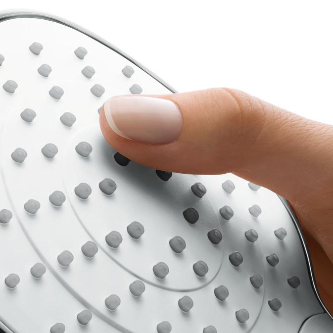 Hansgrohe Croma Select S 1jet Ecosmart Hand Shower 7lpm