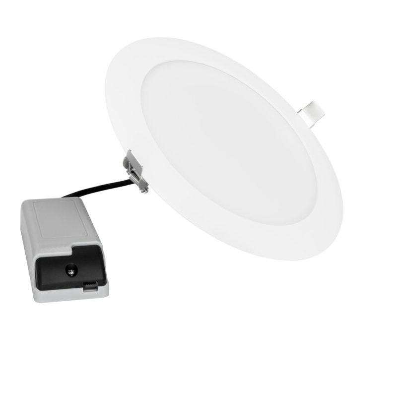 Verbatim LED Slimline Downlight 200mm Cut Out 25W with Driver