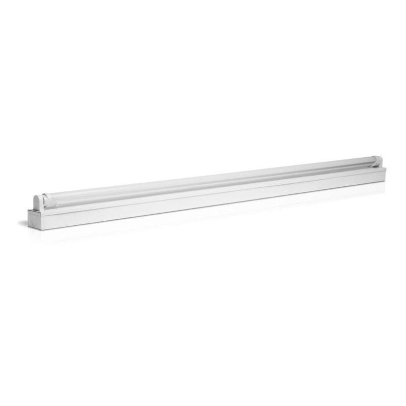 52417 Verbatim LED Batten Luminaire and T8 LED Tube 4ft
