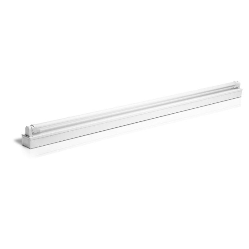 Verbatim LED Batten Luminaire and T8 LED Tube 4ft