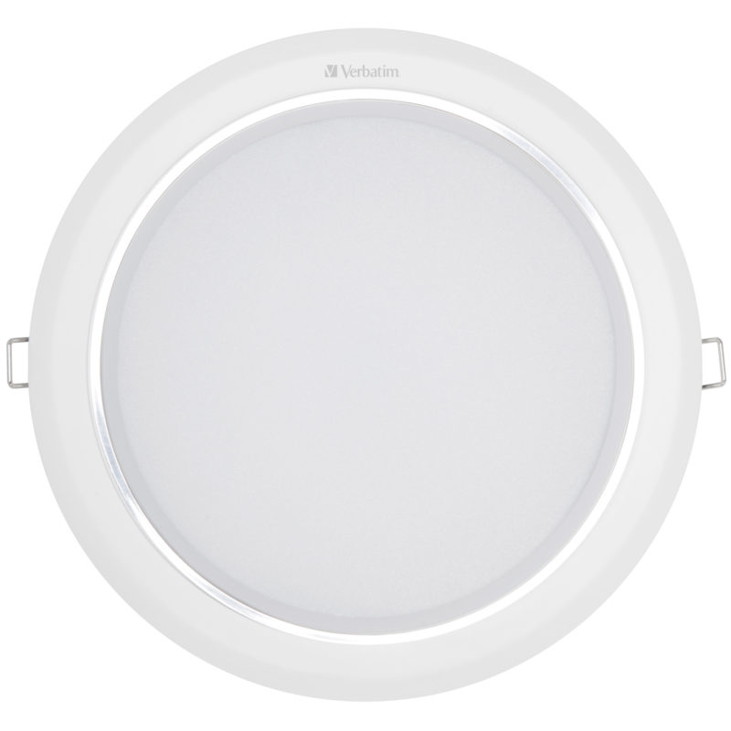 Verbatim LED Downlight 2nd Generation 170mm 21W