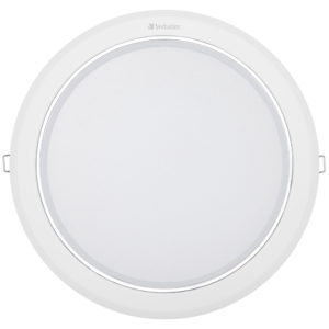 Verbatim LED Downlight 2nd Generation 216mm 24W