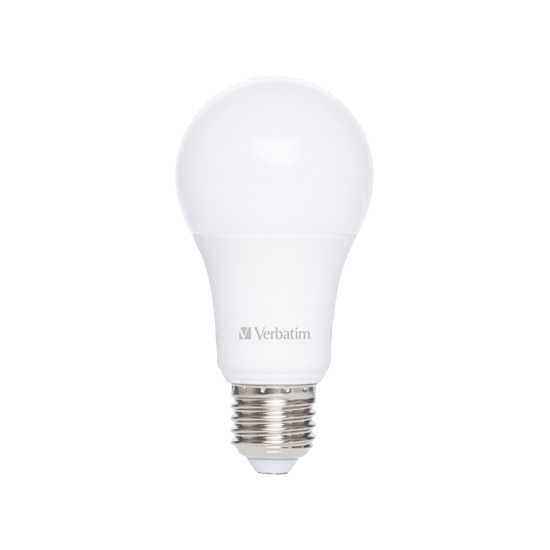 Verbatim LED Classic A Bulb Frosted E27 10.5W 2700K 52634