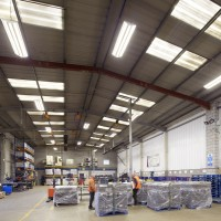 Menzies Warehouse Interior Projects