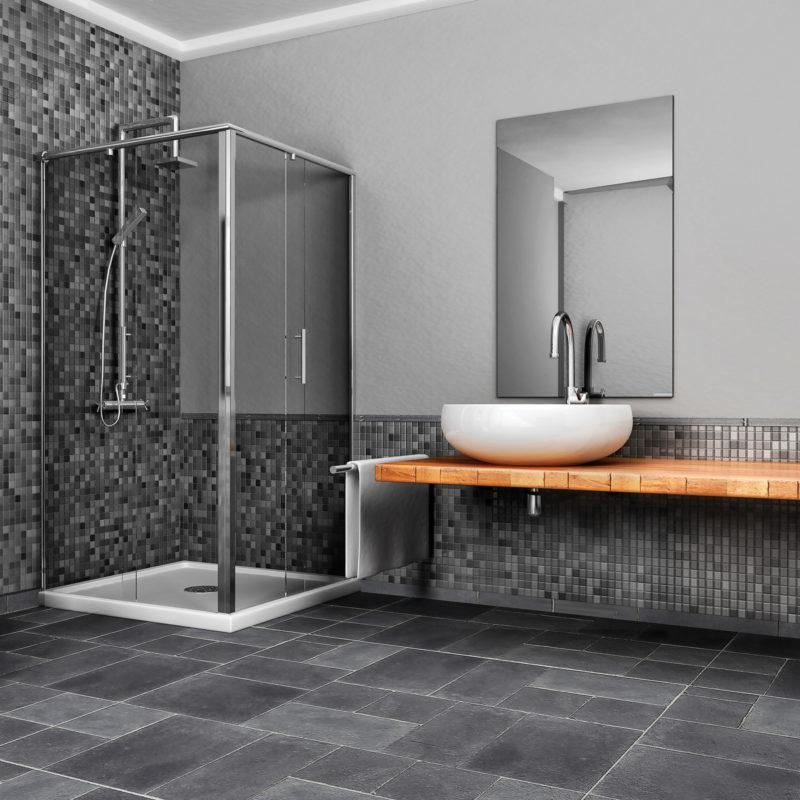 Herschel Select XL Mirror Shower Room Installation