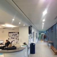 Bishop Challoner School LED lighting retrofit
