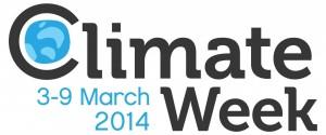 Climate Week 2014 logo