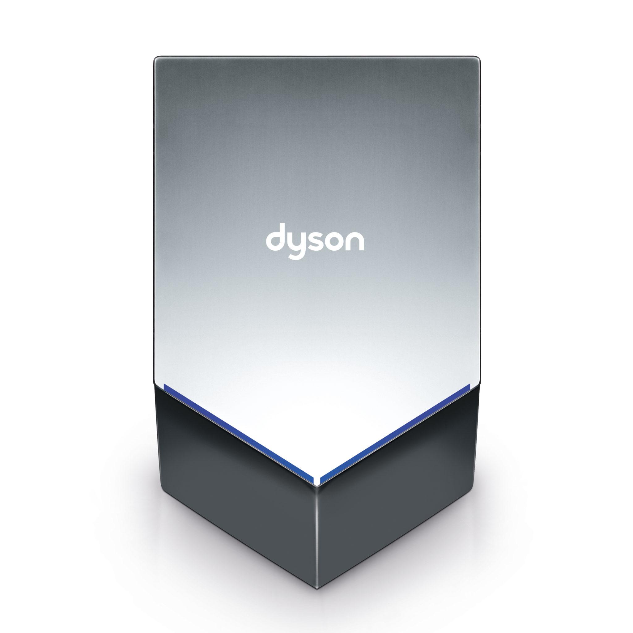 Dyson Airblade V Sprayed Nickel Hand Dryer Hu02 N
