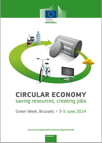 EU Green Week 2014 poster