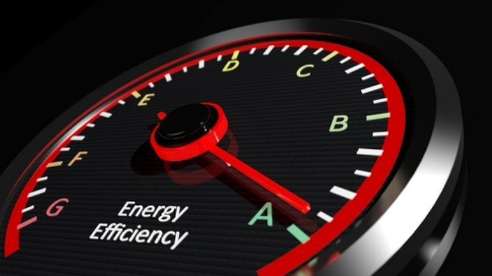 Energy efficiency dial