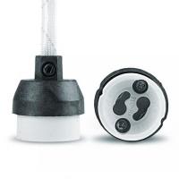 GU10 Lamp Holder / Bulb Connector