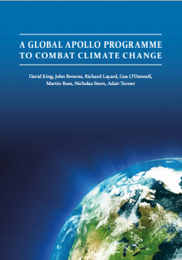 Global Apollo Programme cover