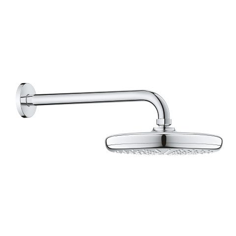 Grohe Cosmopolitan 310 Shower Head with Shower Arm 26412000 main