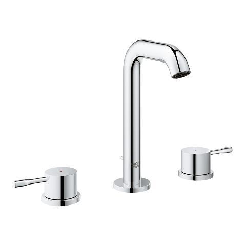 Grohe Essence Three-hole M-Size Basin Mixer 20296001 main