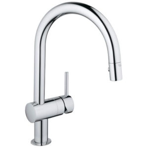 Grohe Minta Single Lever Swivel Spout 360 Kitchen Tap 32321000 Main