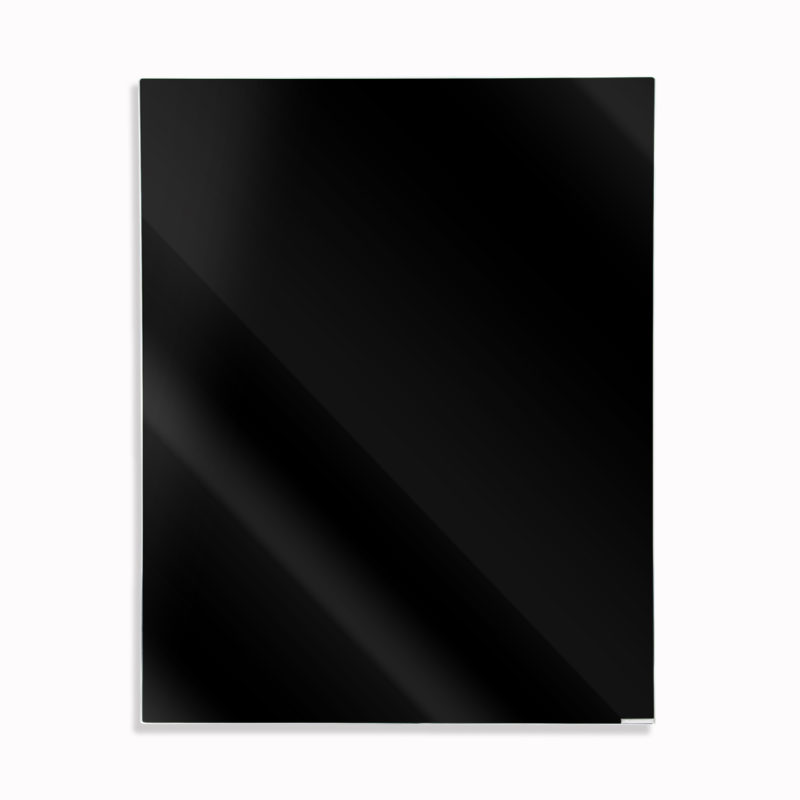Herschel Inspire 1000x800mm 900W Black Glass Far Infrared Panel Heater