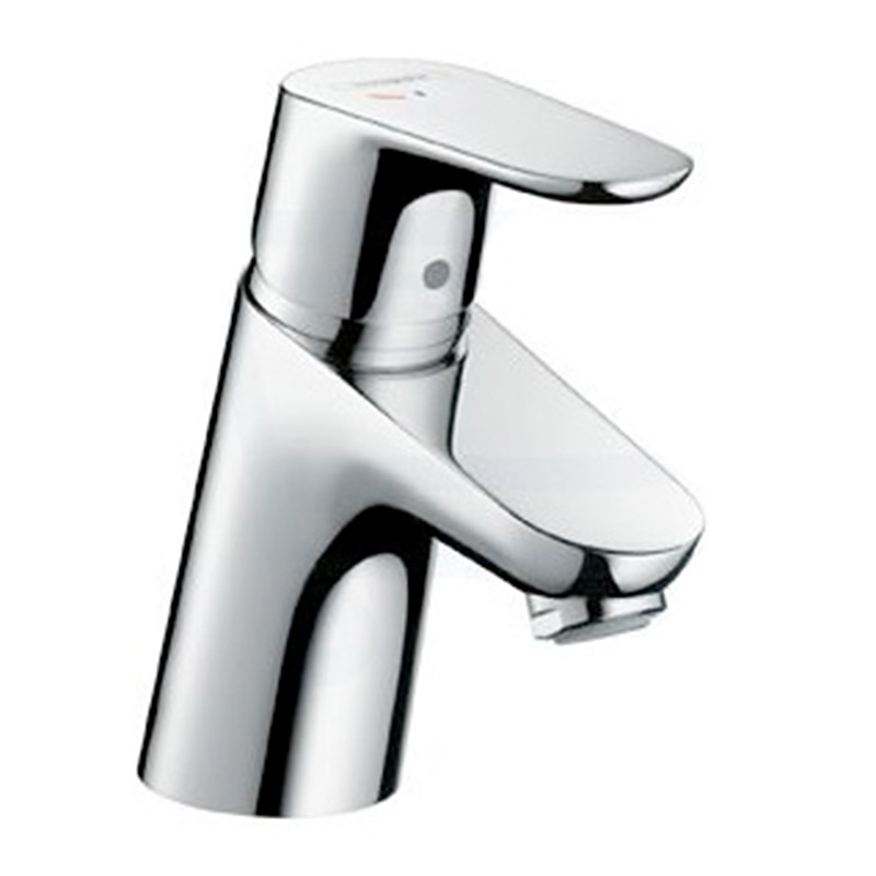 hansgrohe focus e2 coolstart single lever basin mixer 70. Black Bedroom Furniture Sets. Home Design Ideas
