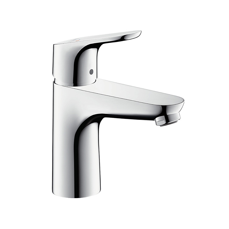 hansgrohe focus e2 coolstart single lever basin mixer 100. Black Bedroom Furniture Sets. Home Design Ideas