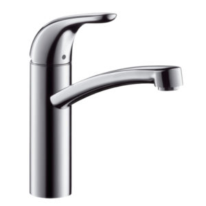 Hansgrohe Focus E Single Lever Kitchen Mixer | SaveMoneyCutCarbon