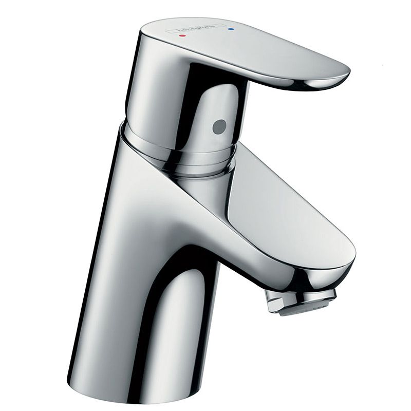 hansgrohe focus e2 single lever basin mixer 70 with waste set. Black Bedroom Furniture Sets. Home Design Ideas