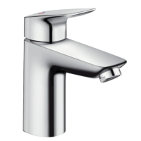 Hansgrohe Logis CoolStart Single Lever Basin Mixer 100