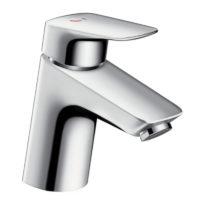 Hansgrohe Logis CoolStart Single Lever Basin Mixer 70