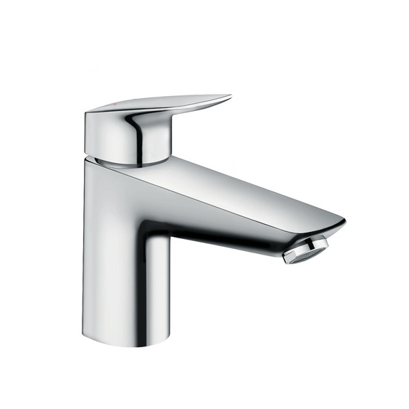 Hansgrohe Logis Monotrou Single Lever Bath Mixer Tap Main
