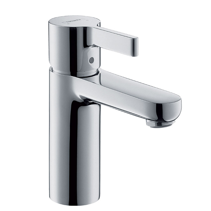 hansgrohe metris s single lever basin mixer without waste