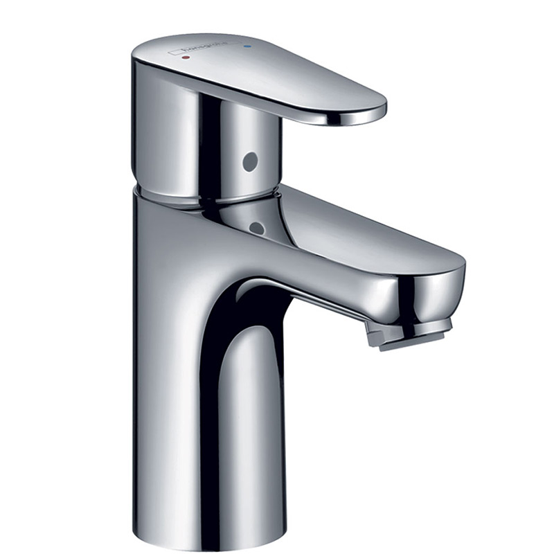 hansgrohe talis e2 single lever basin mixer without waste. Black Bedroom Furniture Sets. Home Design Ideas