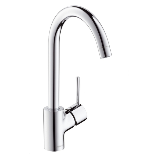 hansgrohe talis s2 variarc single lever swivel 360 chrome. Black Bedroom Furniture Sets. Home Design Ideas