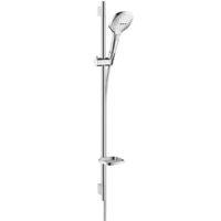 Hansgrohe Raindance Select E120 EcoSmart Unica'S Set 0.9 metre | SaveMoneyCutCarbon