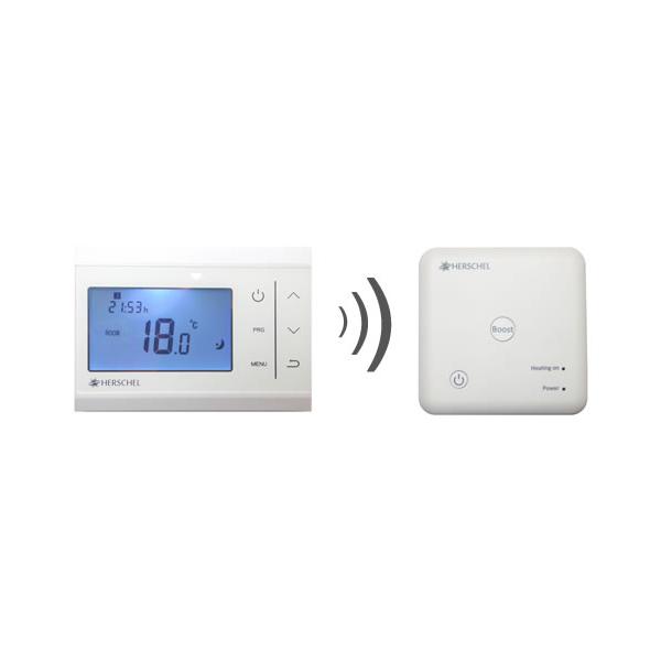 Herschel IQ T1 Room Thermostat (includes R1 Receiver)