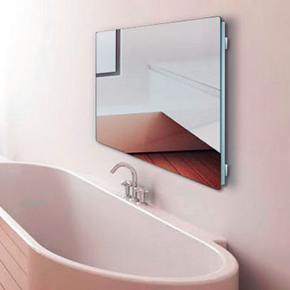 Herschel Inspire Mirror Panel Bathroom Installation