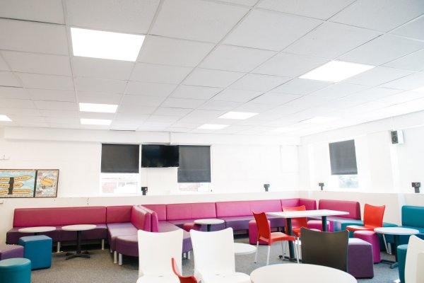 Image of Hugh Faringdon School LED retrofit by SaveMoneyCutCarbon