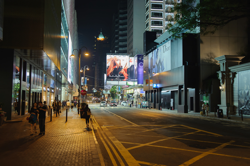 Image of street lighting- LED street lighting revolution-SaveMoneyCutCarbon