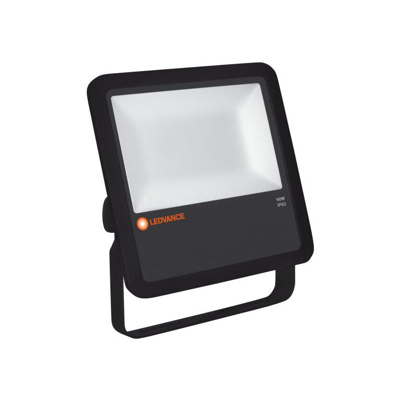 Ledvance 2nd Generation LED Floodlight 90W Black - Main