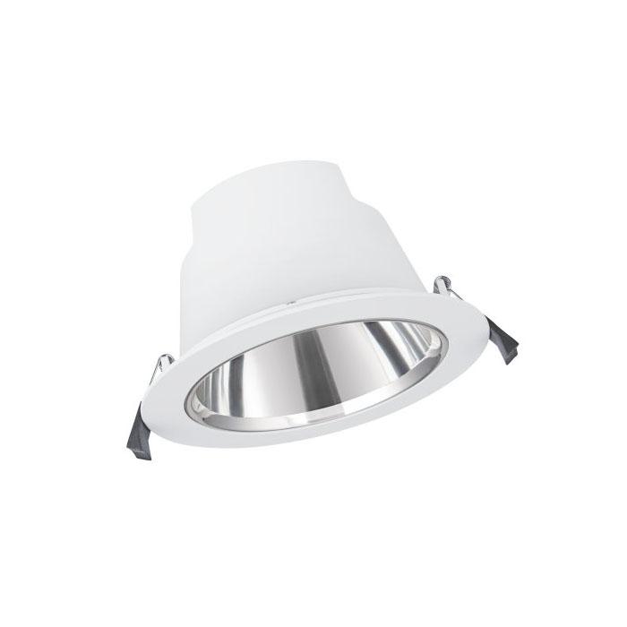Ledvance Comfort LED Downlight 18W - Angle