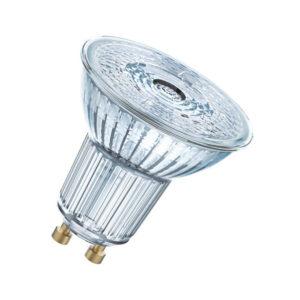 Ledvance Parathom LED Spotlight Bulb GU10-Angled