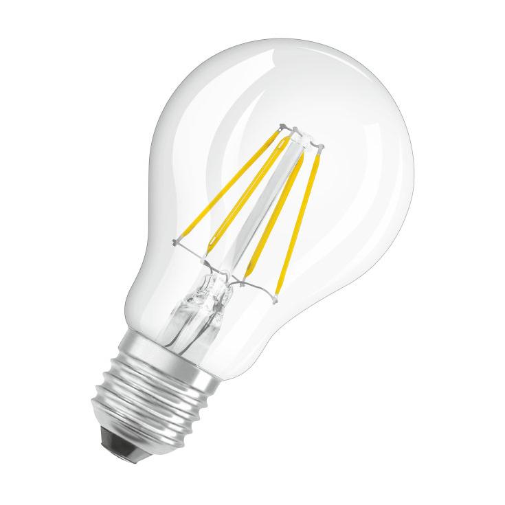 Ledvance Retrofit Classic A LED Filament E27 4W 2700K