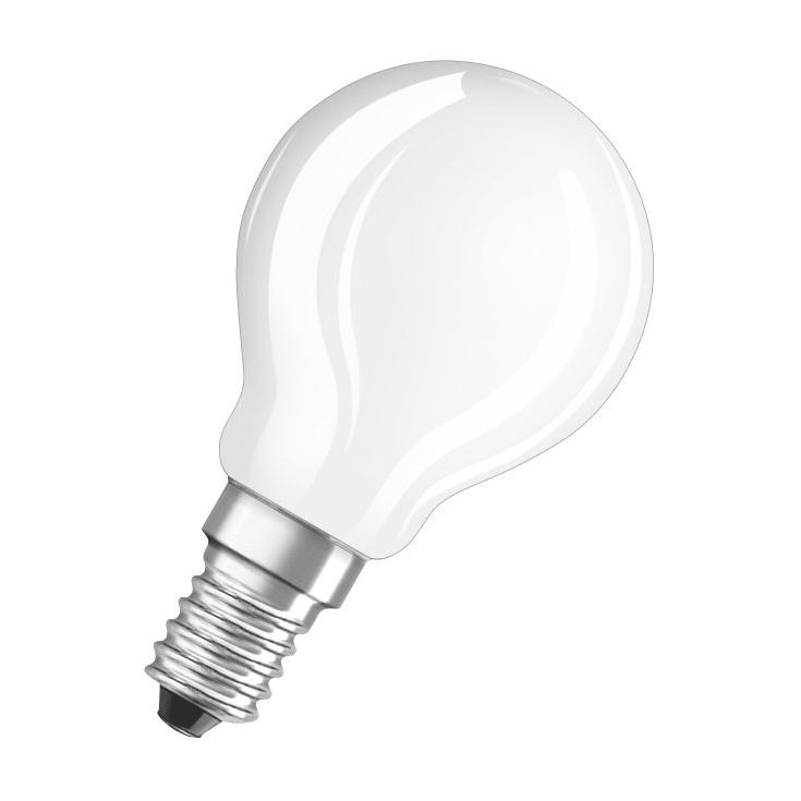 Ledvance Retrofit Classic P LED Filament E14 2.1W 2700K Frosted