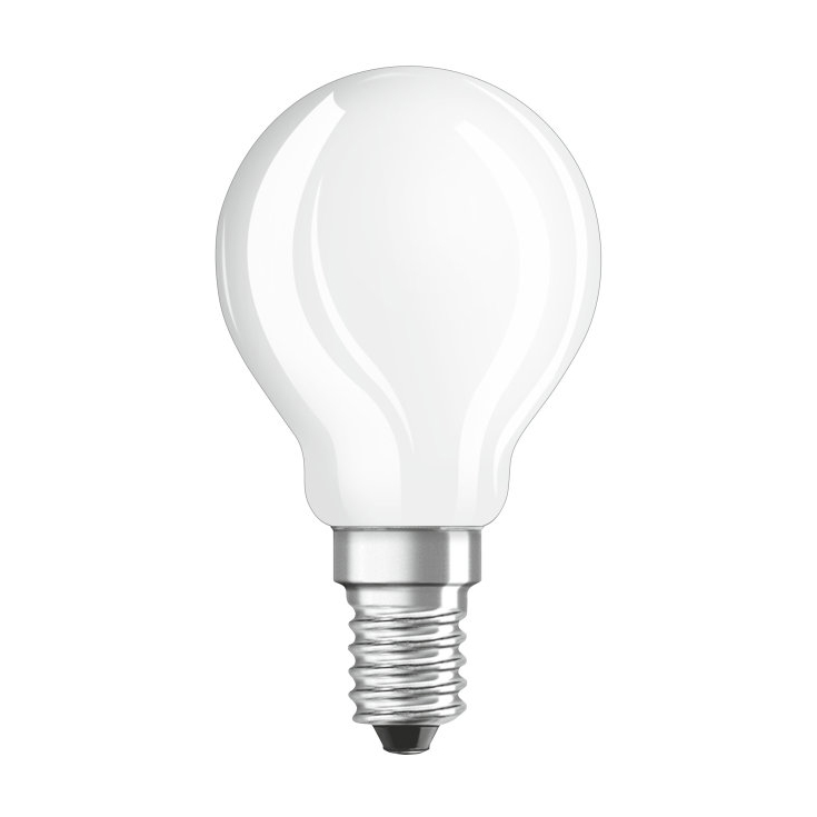 Ledvance Retrofit Classic P LED Filament E14 2.1W Frosted