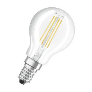 Ledvance Retrofit Classic P LED Filament E14 4W 2700K