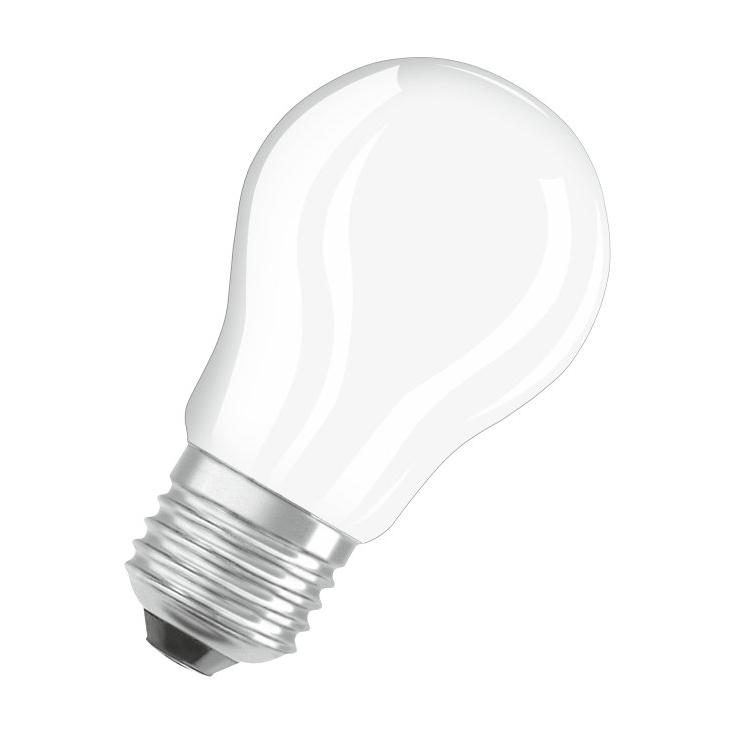 Ledvance Retrofit Classic P LED Filament E27 4W 2700K Frosted