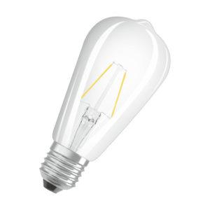 Ledvance Retrofit Classic ST LED Filament E27 2W 2700K