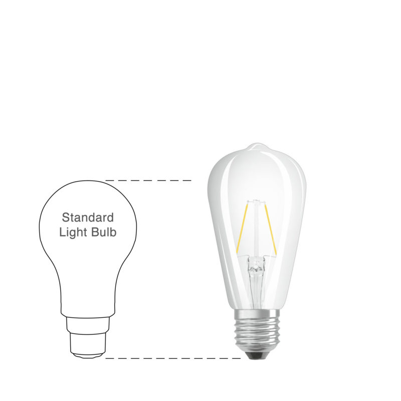 Ledvance-Retrofit-Classic-ST-LED-Filament-E27-2W-scale