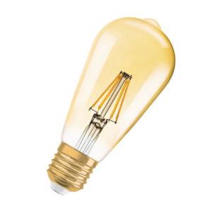 Ledvance Vintage 1906 LED Filament Classic ST E27 4W 2400K