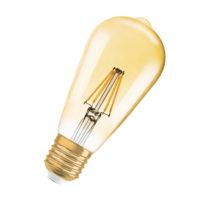 Ledvance Vintage 1906 LED Filament Classic ST E27 7W 2400K