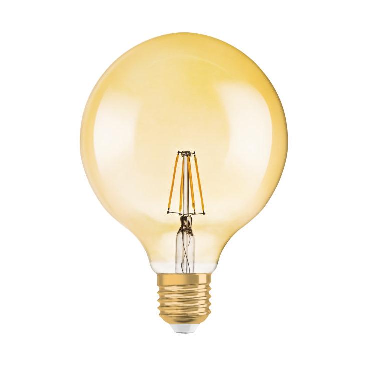 Ledvance Vintage 1906 LED Filament Globe E27 4W