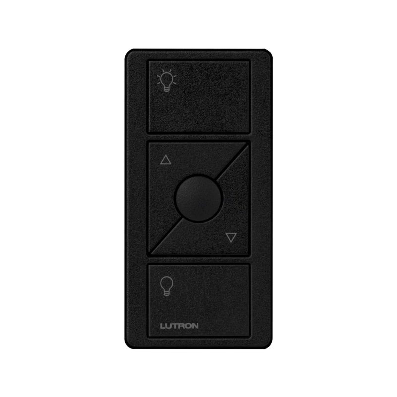 Lutron Pico 3 Black RL Button